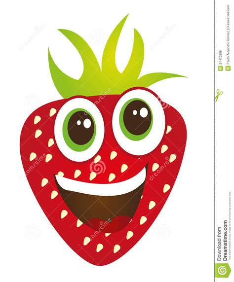 strawberry cartoon cartoon strawberry clipart clipart suggest