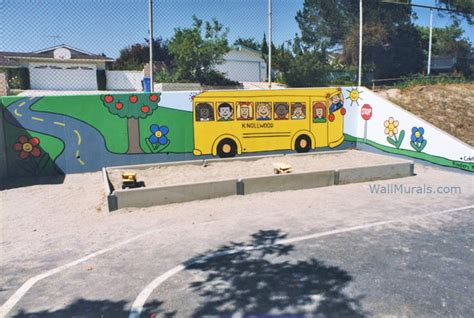 outside wall murals outside wall murals outdoor mural exles page 2 page 2