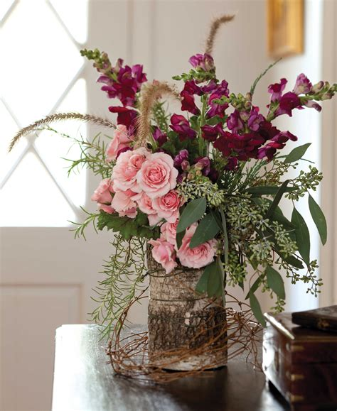 floral arrangement seven favorite winter floral arrangements