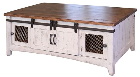 Kitchen Island Storage Table White Wash Coffee Table White Coffee Table