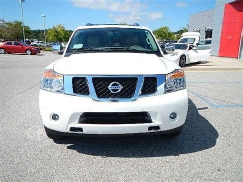 2014 nissan armada platinum for sale buy new 2014 nissan armada platinum clean must sell suv