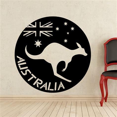australian animal wall stickers buy wholesale kangaroo wall stickers from china kangaroo wall stickers wholesalers