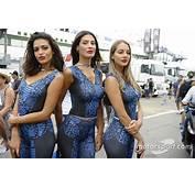 Brasil E It&225lia Duelam Na Batalha Das Grid Girls