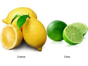 Lemon Juice Vs Lime Juice For Detox by Do You The Difference Between Lemon And Lime