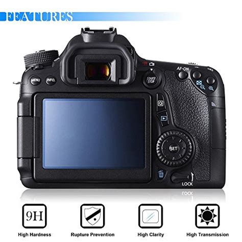 Canon Eos 200d Eos200d Kamera Tempered Screen Protector Puluz dslr screen january 2018 update best bottled water