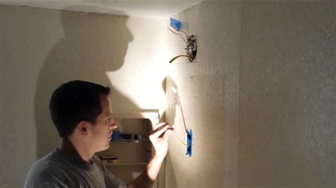 How To Attach A Light Fixture How To Add A Light Fixture To Existing Circuit