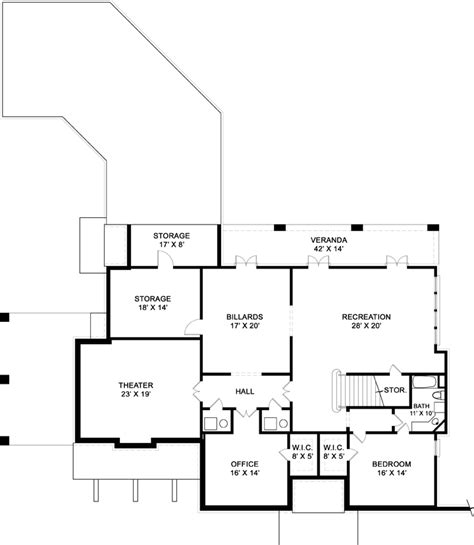 english house floor plans english house 6015 4 bedrooms and 5 baths the house