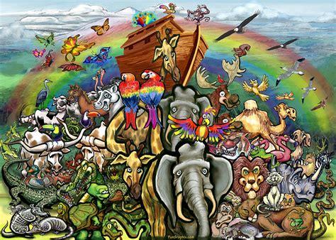 noah s ark by kevin middleton