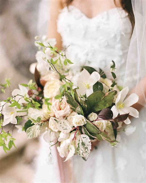 Bridal Bokay Flowers by Wedding Bouquets Martha Stewart Weddings