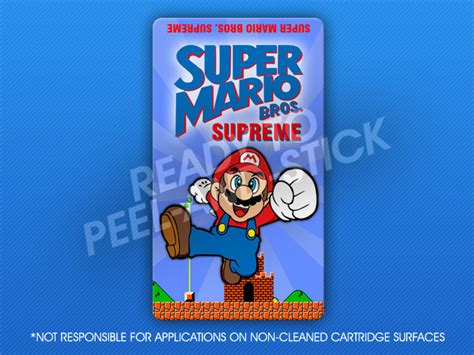 Mario Bros 10 11 12inchi Softcase Tas Cover Laptop Ultra Netbook nes mario bros supreme label retro cases