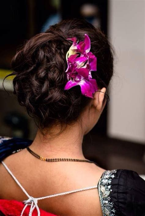 hairstyles for reception images indian wedding hairstyles for short hair