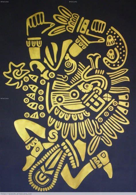imagenes de flores aztecas quetzalcoatl serpiente emplumada dios del viento