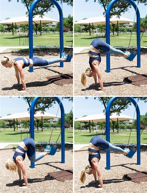 fitness swing set ditch the gym with these 5 outdoor exercises camille styles