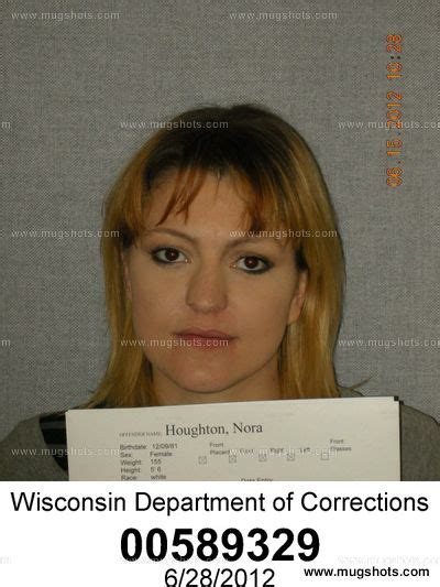 Houghton County Arrest Records Nora M Houghton Mugshot Nora M Houghton Arrest Oneida County Wi