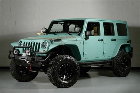 4 door tiffany blue jeep 2013 jeep wrangler http www iseecars com used cars used