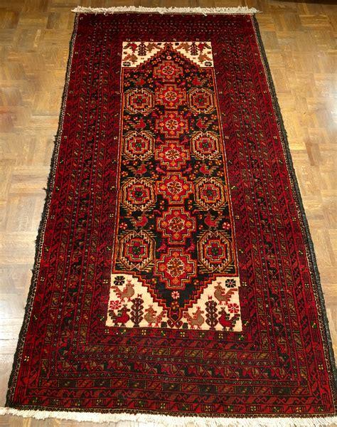 4 ft rug antique baluchi runner rug 6 7 ft x 3 4 ft