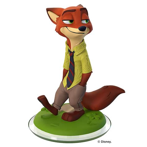 Funko Pop Disney Zootopia Nick Wilde disney infinity zootopia 3 0 edition nick wilde