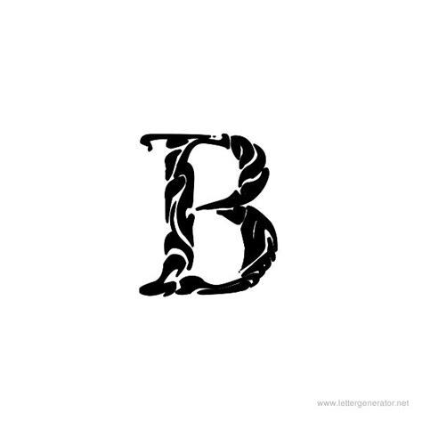 lettere tribali alphabet gallery free printable alphabets