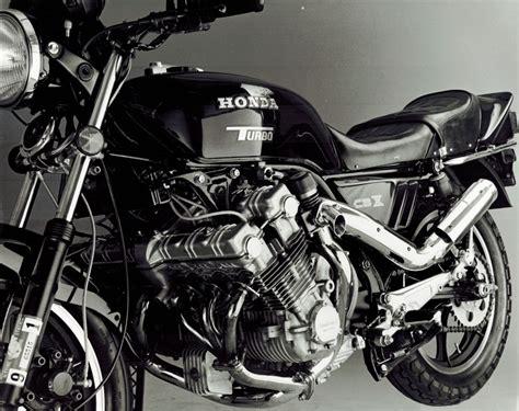 Motorrad Honda Turbo by Honda Cbx Single Turbo