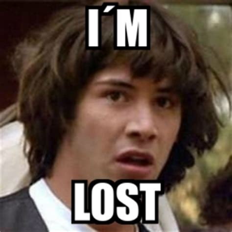 Lost Meme - meme keanu reeves i 180 m lost 1895201