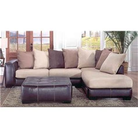 albany 348 laredo contemporary 2 sectional with raf