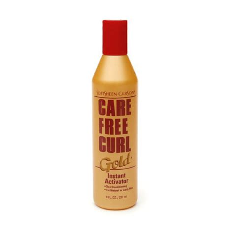 care free curl activator on natural hair buy soft sheen care free hair curl gold instant activator