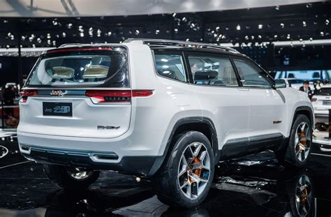future vehicles future cars jeep future vehicles 2019 2020 jeep grand
