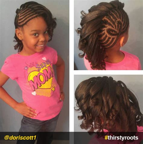 Black Hairstyles Braids Curls by 20 Hairstyles For
