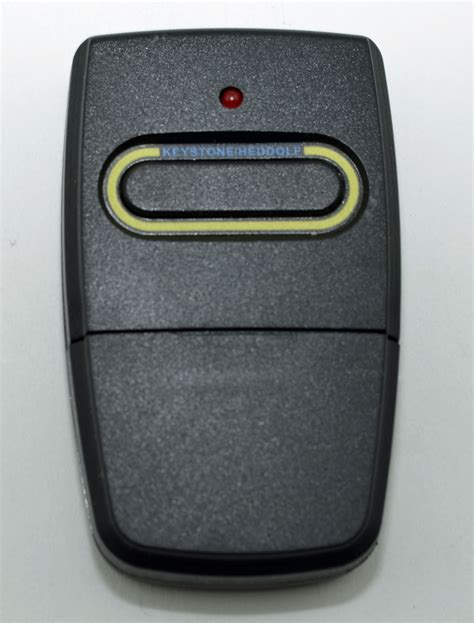 overhead door remote