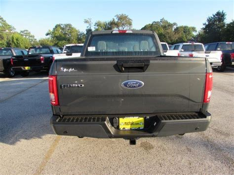 ftewcpgkf  ford  xl  miles lithium gray crew cab pickup twin turbo regular unlead