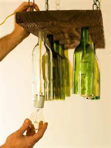 diy bottle chandelier 44 diy wine bottles crafts and ideas on how to cut glass