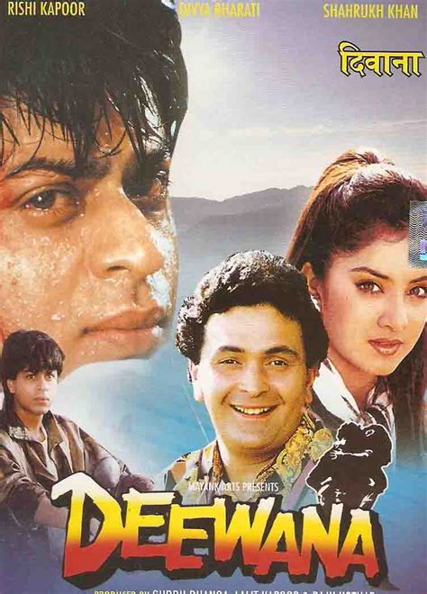 biography of movie deewana uhunttorrentmovies deewana 1992 hindi movie dvdrip 700mb
