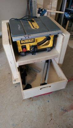 Diy Table Saw Stand by 1000 Ideas About Table Saw Stand On Table Saw Diy Table Saw And Table Saw Station