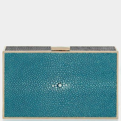 Dompet Print T038 21 imperial clutch sublime shagreen clutches
