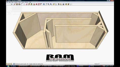 ram design ram designs t line box design for rockford fosgate t0 10