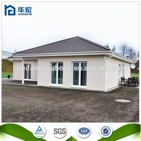 low cost china prefabricated homes modern design small