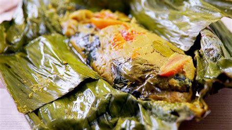 pepes ikan mas resep tastemade