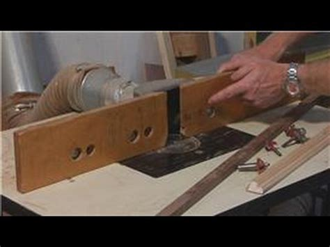 shaper bits woodworking woodworking how to use a wood shaper