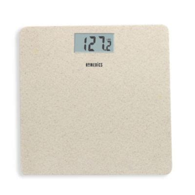 homedics bathroom scale buy homedics scales from bed bath beyond