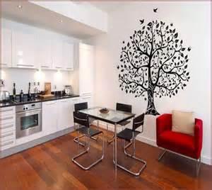 Modern Kitchen Wall Decor by Kitchen Wall Decor Diy Home Design Ideas