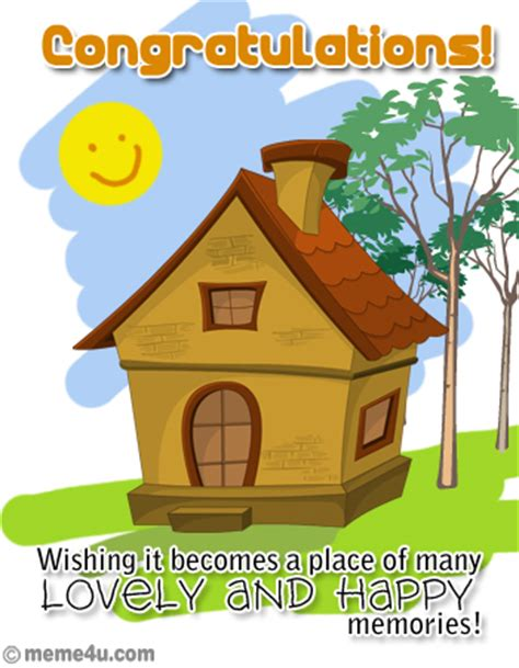 New Home Meme - congratulations on your new home quotes quotesgram