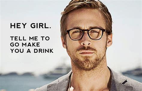 Make Ryan Gosling Meme - the rye n gosling rum drinkwire