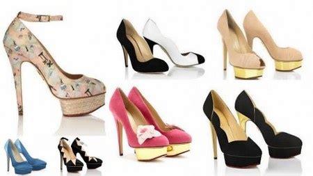 Sepatu Casual Heels Wanita 615 05 model high heels keren terbaru 2016 ide model busana