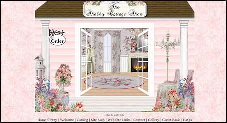shabby lane shops web design hosting and marketing