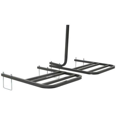 swagman 80605 2 bike rv bumper mount rack racksforcars