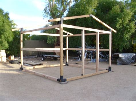 Steel Framed Shed by Best 25 Steel Sheds Ideas On