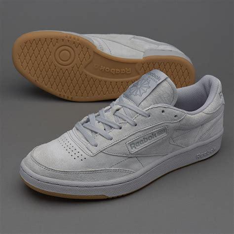 Sepatu Basket Merk Reebok sepatu sneakers reebok x kendrick lamar club c 85 tg steel