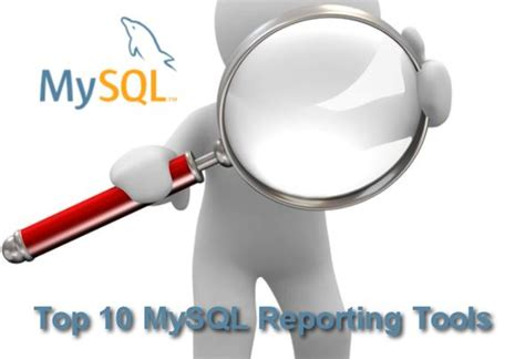 best reporting tool top 10 mysql reporting tools databasejournal