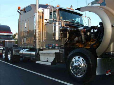 kenworth w900 engine kenworth w900 2000 sleeper semi trucks