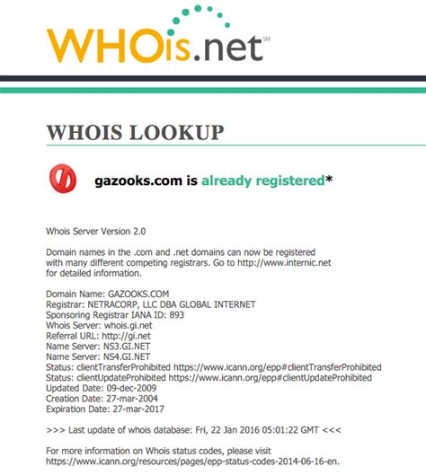 Whois Lookup Domain Names Trademarks And Your Brand Heidi Cohen
